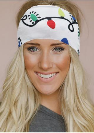 Light Printed Headband