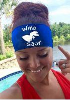 Winosaur Dinosaur Printed Fashion Headband