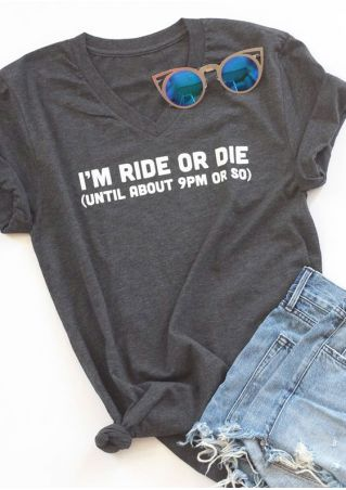 I'm Ride Or Die T-Shirt