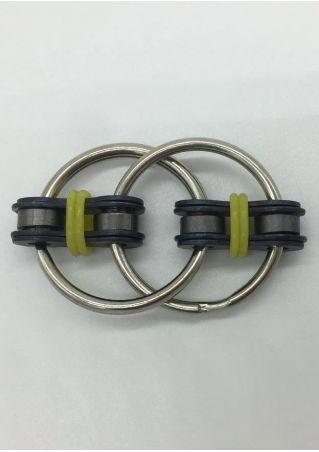 Key Ring Hand Fidget Spinner