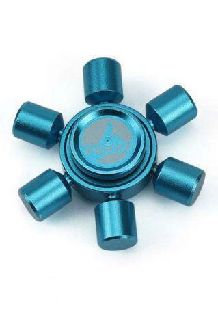 Rudder Shape Pressure Reducing Finger Fidget Spinner