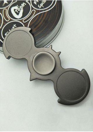 Solid Batman Finger Fidget Spinner