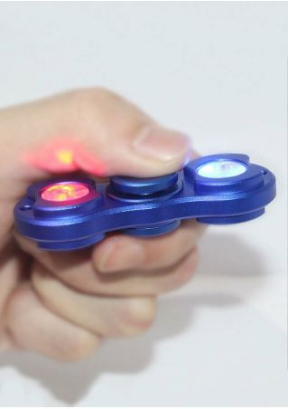 LED Light Finger Fidget Spinner