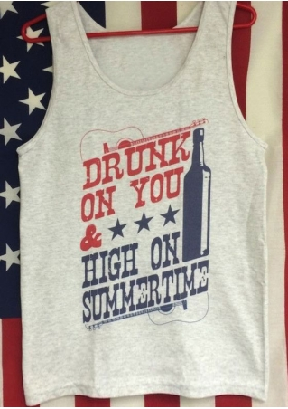Drunk On You & High On Summertime Tank