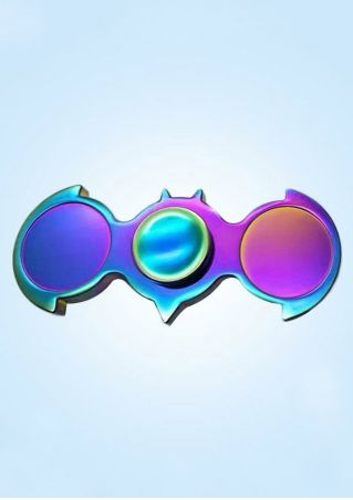Batman Colorful Finger Fidget Spinner