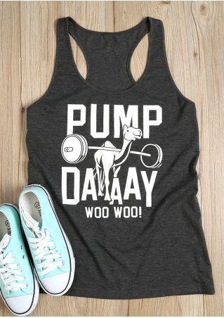 Pump Woo Woo Camel Tank