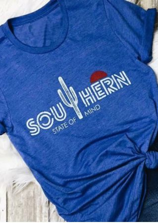 Southern State Of Mind T-Shirt