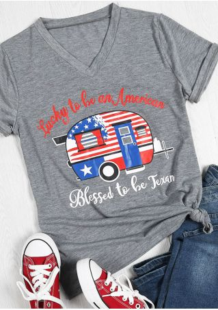 Blessed To Be Texan T-Shirt