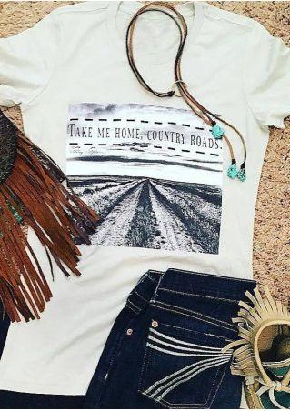 Take Me Home Country Roads T-Shirt
