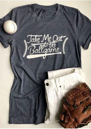 Take Me Out To The Ballgame T-Shirt