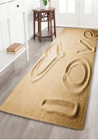 Love Antislip Bath Rug