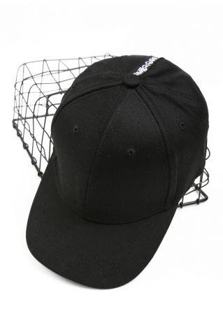 Ring Adjustable Baseball Hat