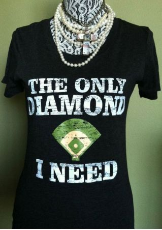 The Only Diamond I Need T-Shirt