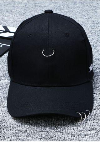 Embroidery Adjustable Baseball Hat