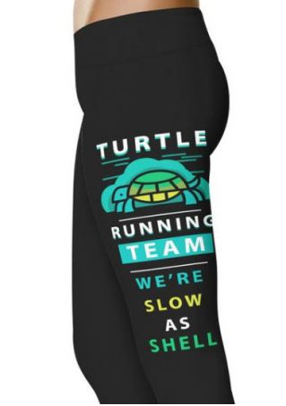 Turtle Running Team Sport Pants