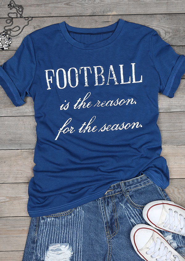 Football Is The Reason For The Season T-Shirt 153521