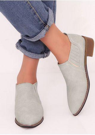 Pointed Toe Fashion Flats