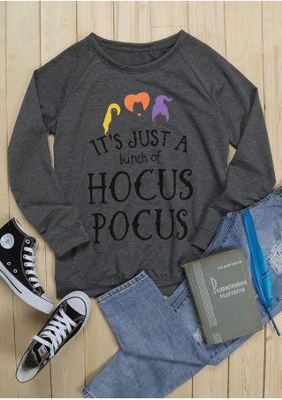 Halloween A Bunch Of Hocus Pocus Sweatshirt