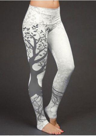 Tree Of Life Skinny Leggings