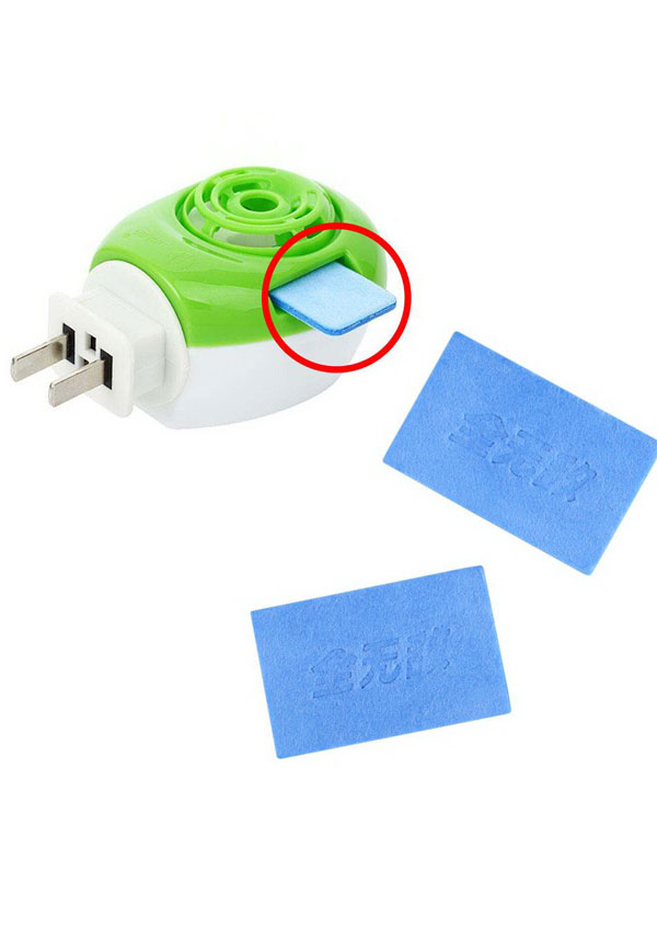 Insect Mosquito Repellent Tablet Mildly Toxic Pest Control Mat
