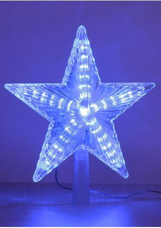 Christmas LED Five-Pointed Star Lamp Night Light