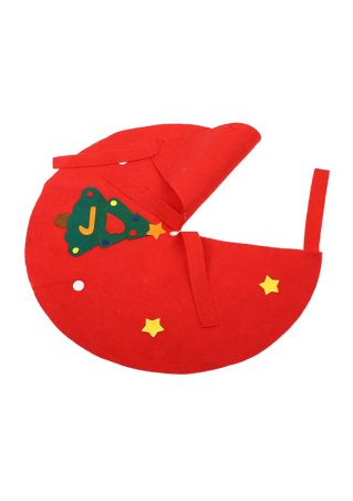 Star Christmas Tree Skirt Aprons Christmas Decor