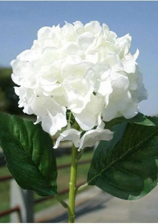 54 Petals Hydrangea Bouquet Wedding Home Artificial Flower