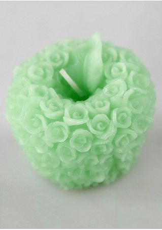 Solid Rose-Apple Simulation Candle