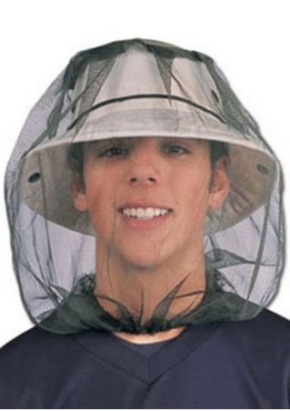 Insect Bug Prevention Net Head Face Protector Mask