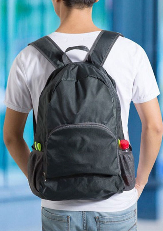Unisex Outdoor Foldable Camping Backpack