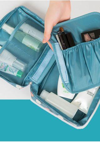 Multifunctional Waterproof Makeup Bag Storage Case