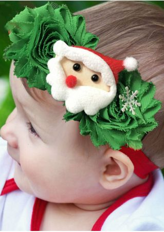 Baby Christmas Hairband Hair Accessory