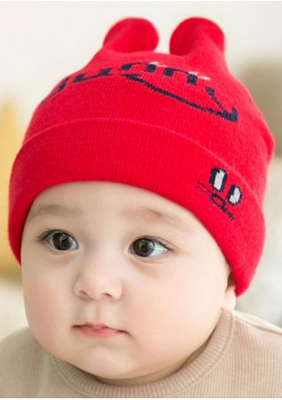 Kids Bunny Cute Warm Knitted Hat