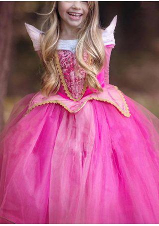 Girls Party Cosplay Princess Dress