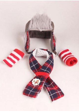 Christmas Elves Clothing Set