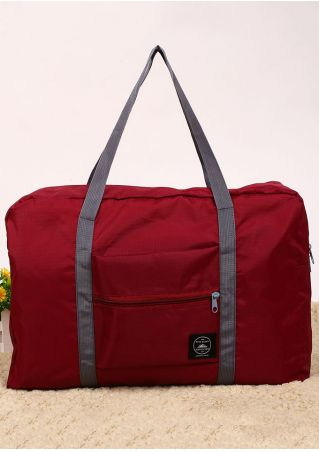 Foldable Travel Luggage Carry Bag
