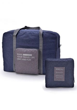 Waterproof Foldable Large Capacity Storage Luggage Bag