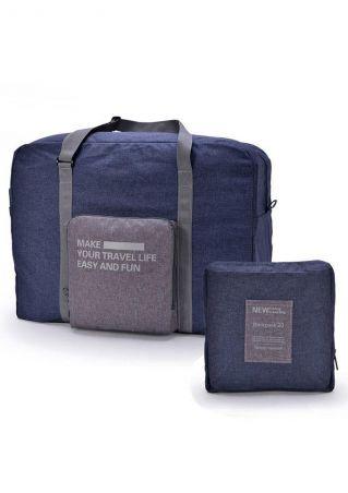 Waterproof Foldable Large Capacity Storage Luggage Bag