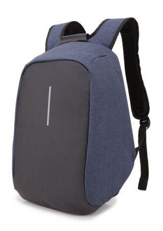 Waterproof USB Port Outdoor Laptop Notebook Backpack Schoolbag