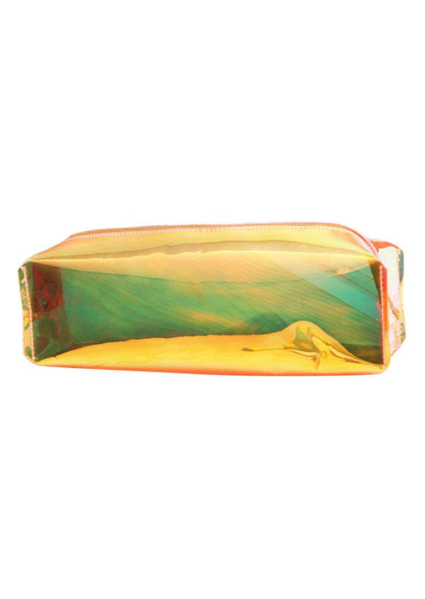 Pencil Stationery Makeup Storage Bag Pouch