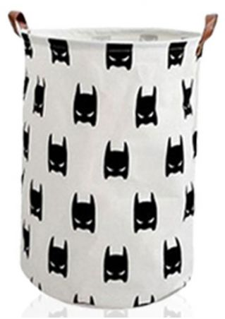 Children Bedroom Toy Batman Canvas Storage Bag
