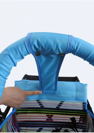 Baby Pram Stroller Front Anti Slip Strap Buggy Harness Belt