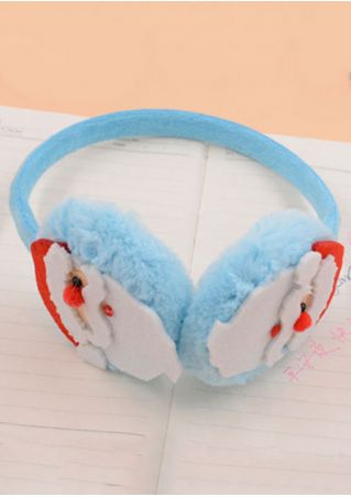 Christmas Kids Cute Warm Earmuff Earflap