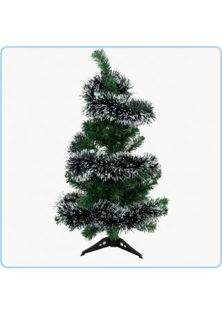 2m Xmas Tree Ornament Christmas Dark Green