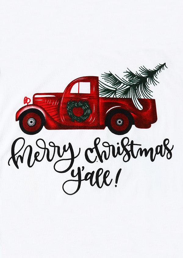 Merry Christmas Yall.Merry Christmas Y All Baseball T Shirt Bellelily