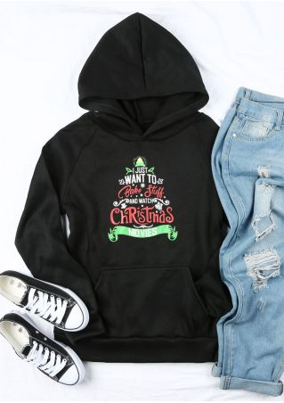 Plus Size Bake Stuff And Watch Christmas Movies Hoodie