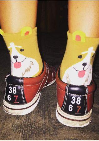 Dog Soft Warm Socks