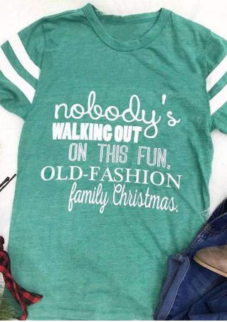 Old- Fashion Family Christmas T-Shirt
