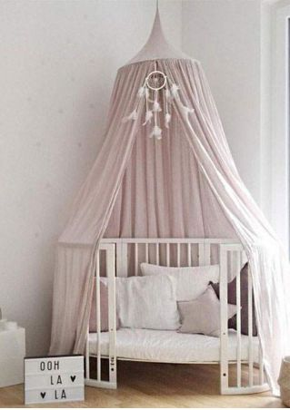 Kids Dome Mosquito Net Bed Valance