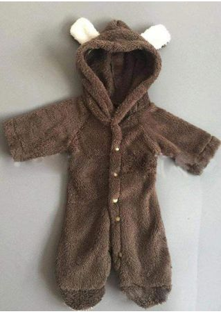 Baby Animal Romper Bodysuits Coverall